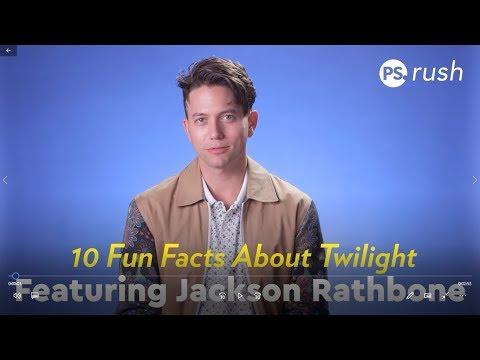 10 интересных фактов о сумерках с участием Джексона Рэтбоуна