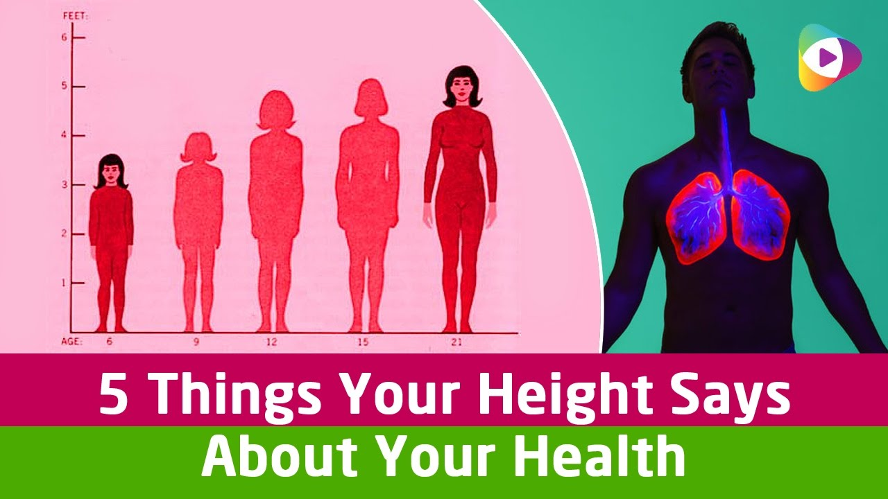 6 Things Your Height Says About Your Health