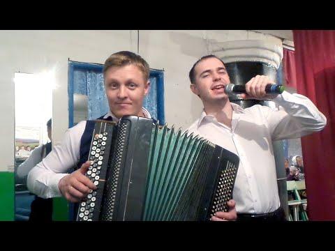 Володя Матвеев и Артур Ефремов - Шем шинчан танем (баян)