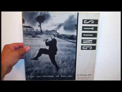 Sting - If You Love Somebody Set Them Free (1985)