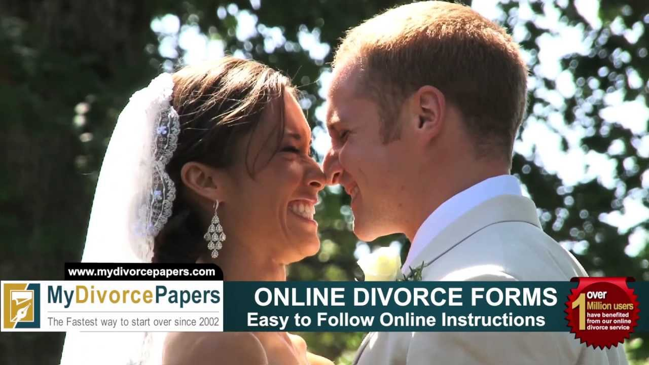 how to get divorce forms online
