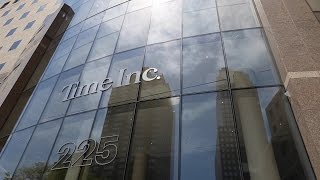 An Inside Look at Time Inc.'s HQ