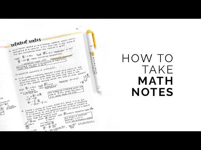 notes video, notes clip