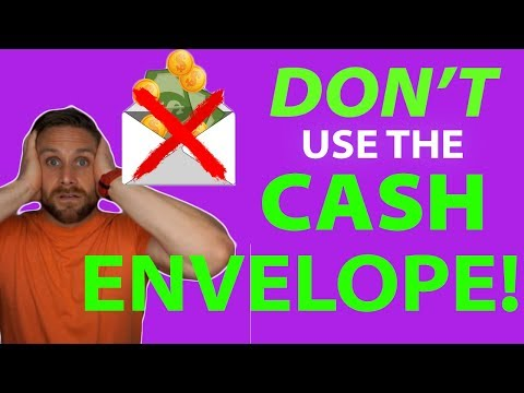 Cash Envelope System - The Best Alternative (THE TRUTH)