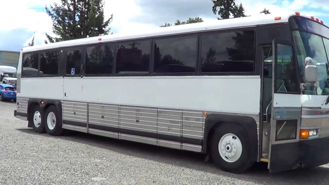 Northwest Bus Sales 1986 Mci 96 A3 47 Passenger