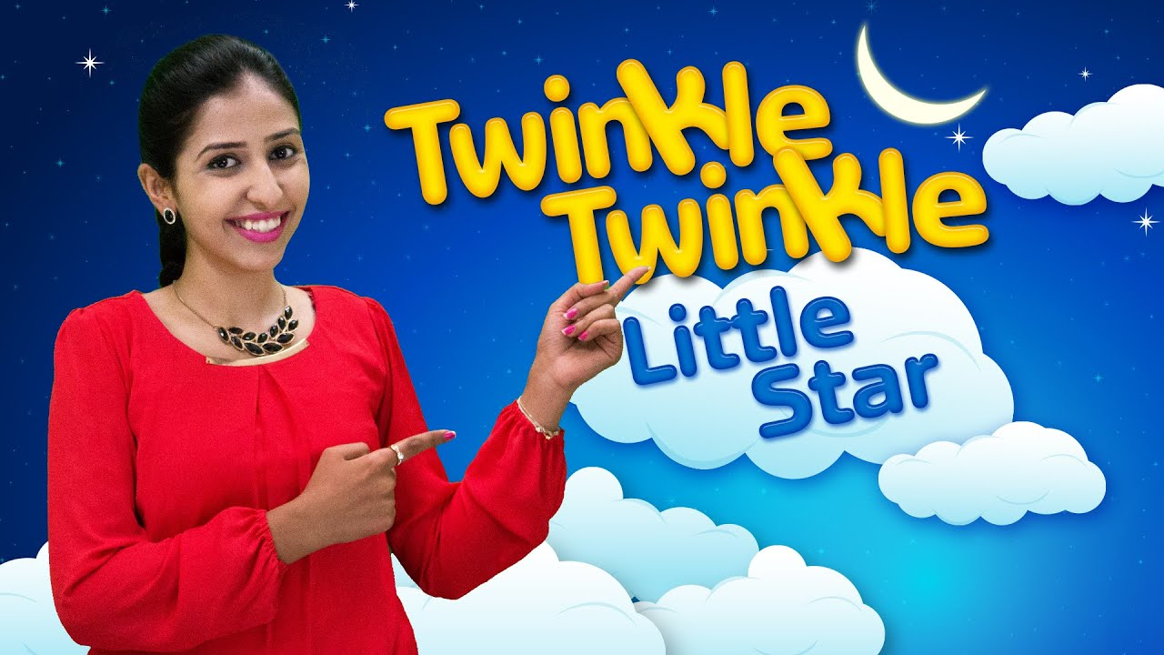 Nursery Rhymes For Kids Twinkle Twinkle Little Star Top 10 Collection Action Songs For Children Youtube