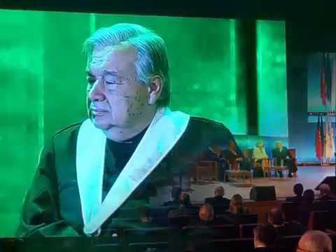 Engº António Guterres - Doutoramento IST - UL