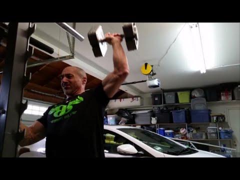 Jeff Alberts - Current Training Set Up - Godfather 31
