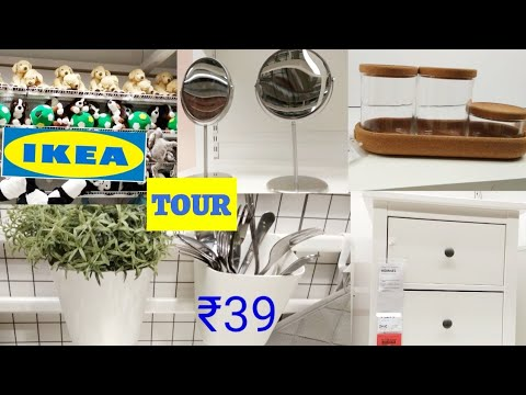 Ikea Hyderabad Store Tour|Ikea Home|kitchen|Furniture|zetajj