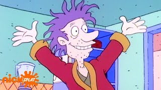 You're Never Too Old For A Snow Day! | Rugrats | NickSplat