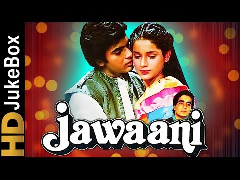 Jawaani (1984) | Full Video Songs Jukebox | Neelam Kothari, Karan Shah | Best Bollywood Hindi Songs