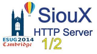 SiouX HTTP Server 1/2