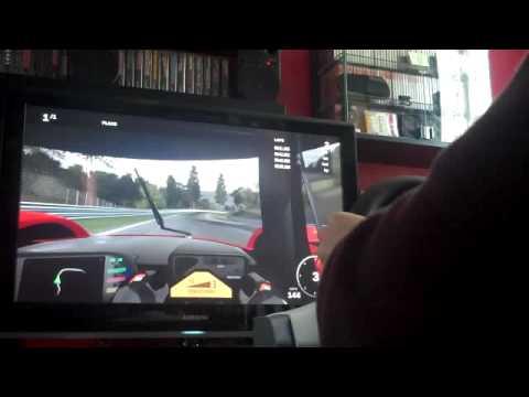 Forza 3, Nurburgring, Toyota GT1