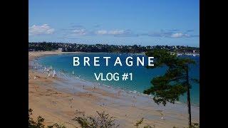 BRETAGNE / VLOG#1 8 Horas de Viaje , Saint Cast le Guildo