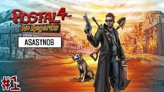 POSTAL 4: NO REGERTS - PIERWSZE WRAŻENIA! [Early Access Gameplay PL] | Asasyn08