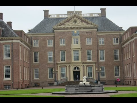 The Loo Palace in Apeldoorn, The Netherlands