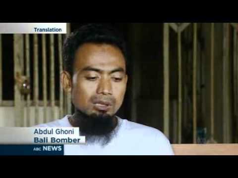 Possible sentence reduction for Bali bombers
