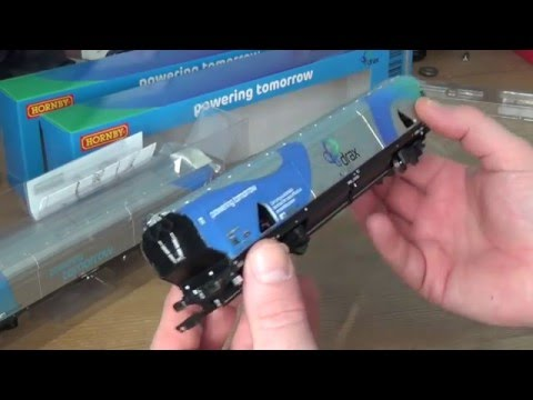 Hornby Drax Biomass Wagon Review
