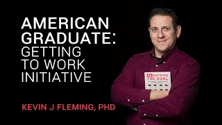 American Graduate  Kevin J  Fleming, PhD Student Success