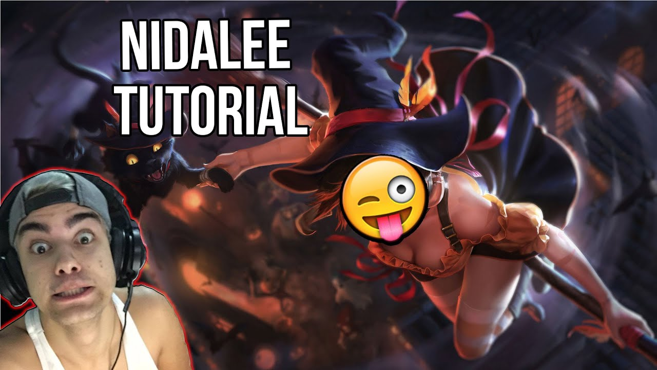 Nidalee jungle season 6