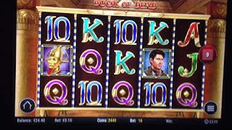 Book of Dead, Trick, Online Casinotricks