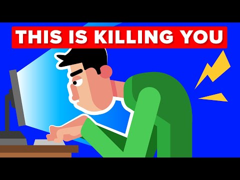 The Way You're Sitting Right Now Is Killing You