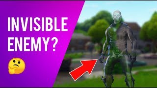 INVISIBLE ENEMY GLITCH?! FLV Fortnite: Battle Royale Highlights Vol. 4