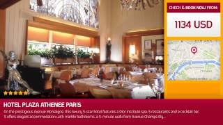 Hotel Plaza Athenee Paris (paris, France)