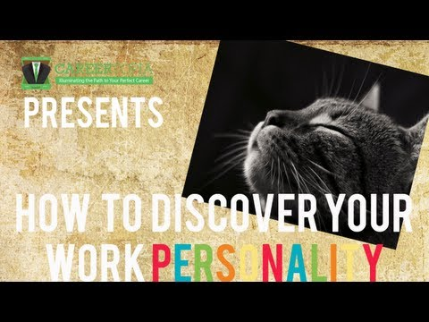 How to Discover Your Work Personality For a Happier Career