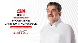 İstanbullulara Gerçekleri Anlatma Vakti...CNN Türk Canlı Yayın
