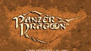 Sega Saturn Longplay Panzer Dragoon
