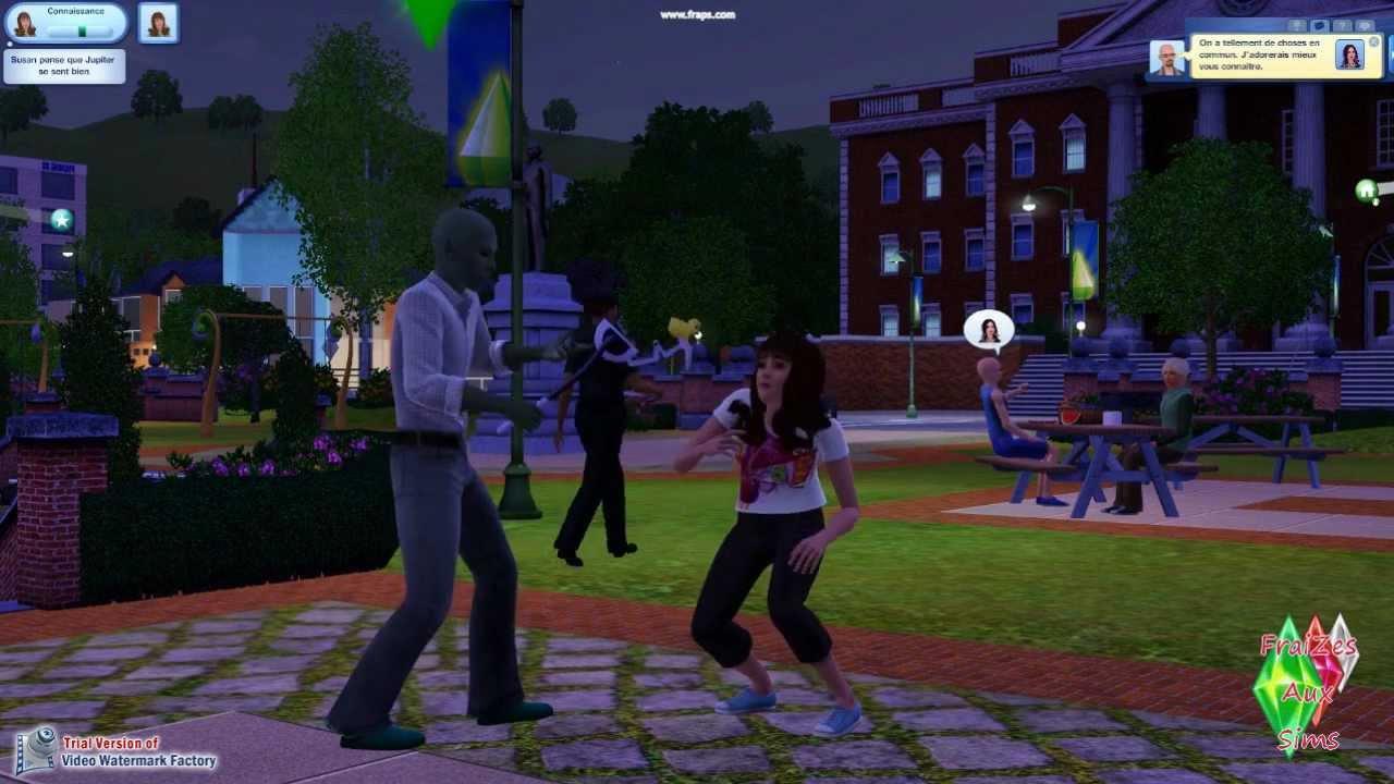 Impressionante incontri Sims