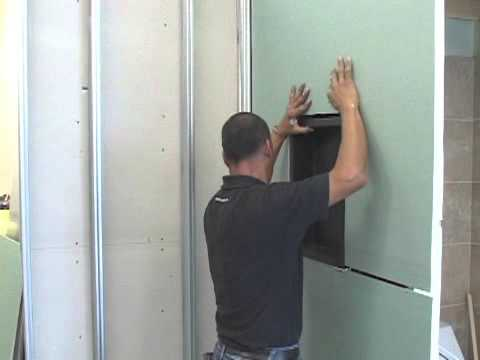 Tile Redi Redi Niche Installation Youtube