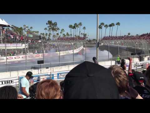 Formula D Round 1  Long Beach California 2017