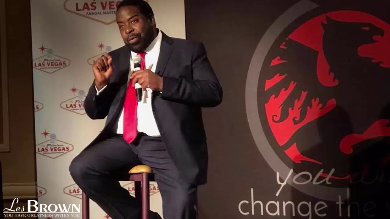 There's a Calling On Your Life, Answer The Call with Les Brown Live - July 16 2018