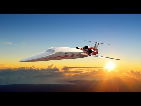 Supersonic Private Jets | The Future is Coming | Aerion | SuperFly Aviation