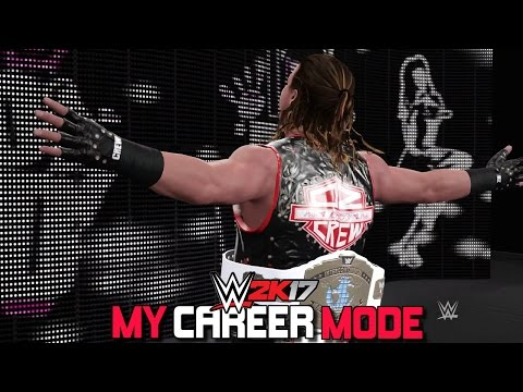 "WWE 2K17 My Career Mode Ep #24: ""BATTLE WITH THE INTERCONTINENTAL CHAMPION!"" (WWE 2K17 My Career)"