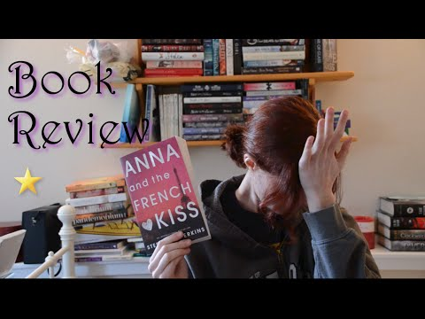 Anna and the French Kiss by Stephanie Perkins | Book Review