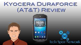 Kyocera Duraforce (AT&T) Review