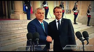 Orbán Viktor: Franciaország és Magyarország is sikeres és gazdaságilag erős Európát szeretne