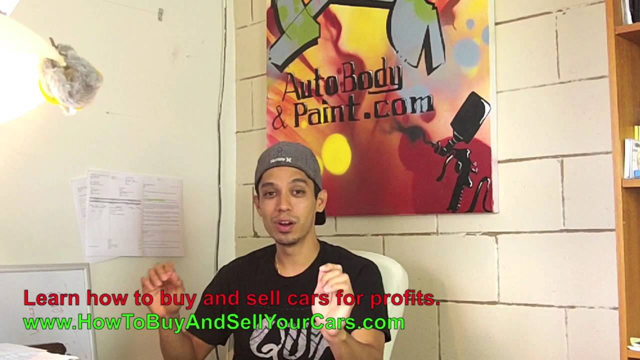negotiating secrets when buying a used car to sell for profit youtube. Black Bedroom Furniture Sets. Home Design Ideas