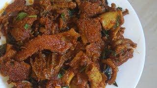 Mutton boti fry recipe / how to make mutton boti fry