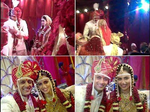 Riteish Deshmukh Genelia DSouzas Wedding