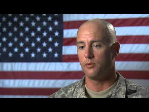 Profile of Valor: Sgt. 1st Class Petry
