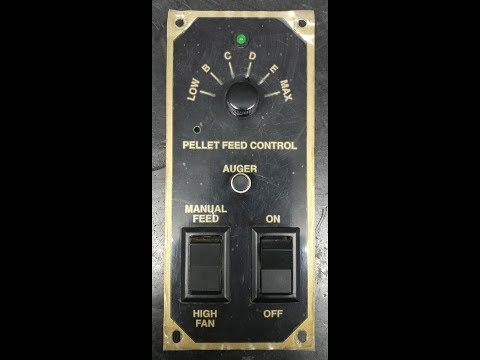 Breckwell Pellet Stove Controller - Troubleshooting Guidance  - Instructional Video #1