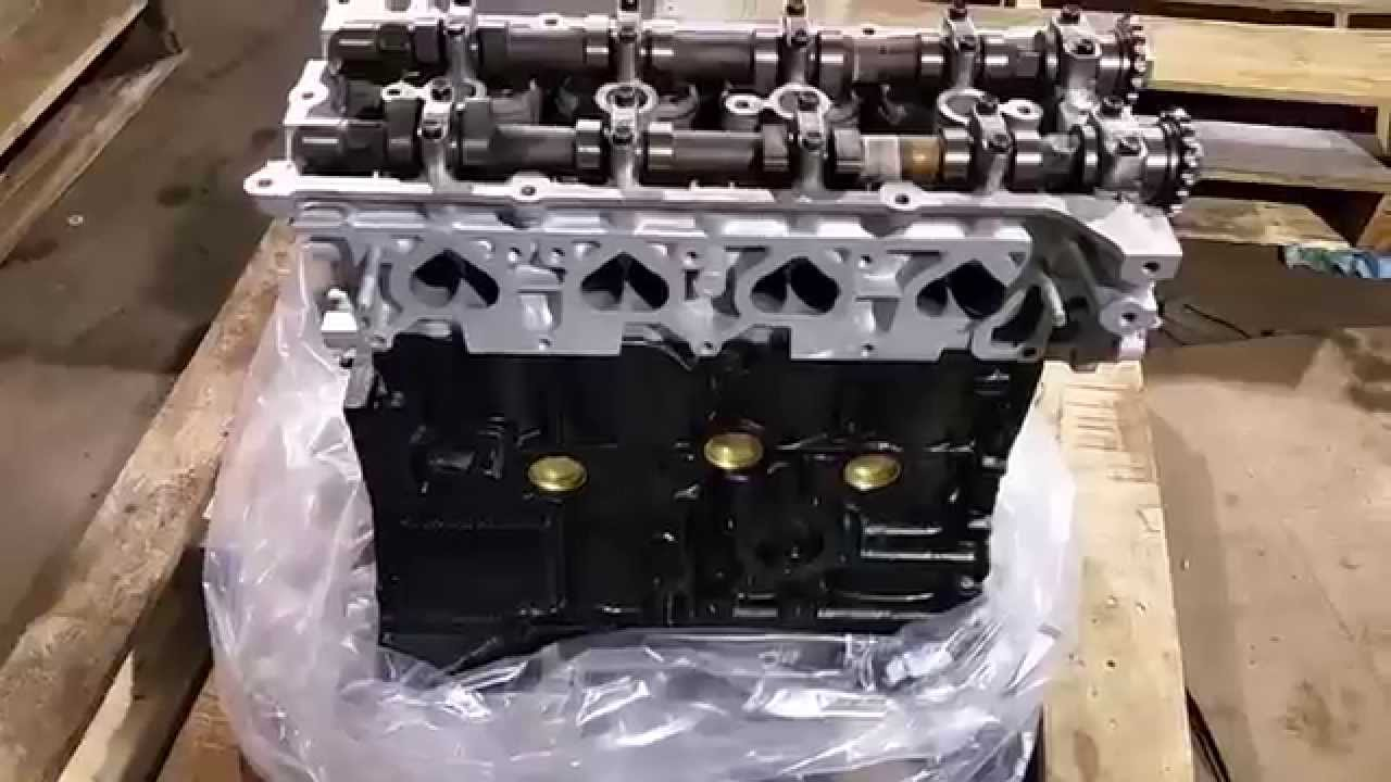 Nissan 240Sx For Sale >> Nissan Frontier KA24DE rebuilt engine for sale - YouTube