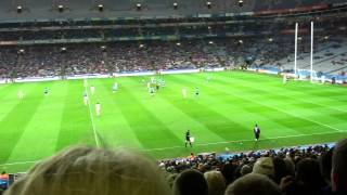 Gaelic Football At Croke Park - Dublin Vs Kildare