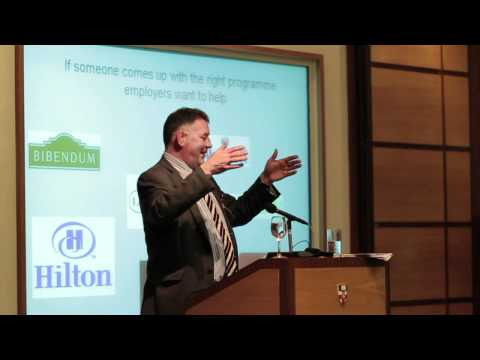Alan Jenkins, Adapting to Disruptive Times Conference 2011