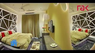 3BHK Flat Interior Project By RAK INTERIORS at DLF Kakkanad ,New Town Heights