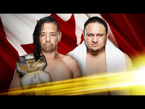 NXT Takeover Toronto Predictions! Shinsuke Nakamura vs Samoa Joe!